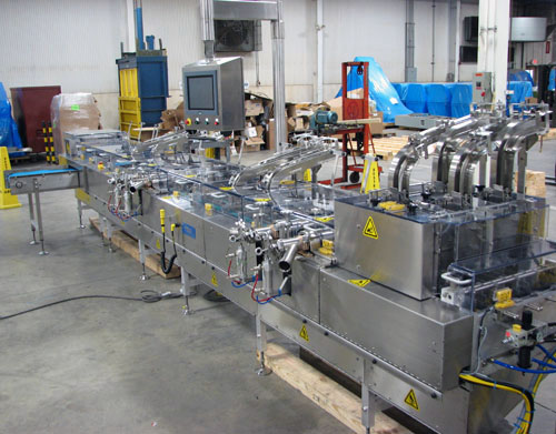 Peters 4-3 Sandwich Machine