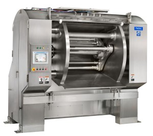 High Speed, Roller Bar Horizontal Mixer made by Peerless Food Equipment